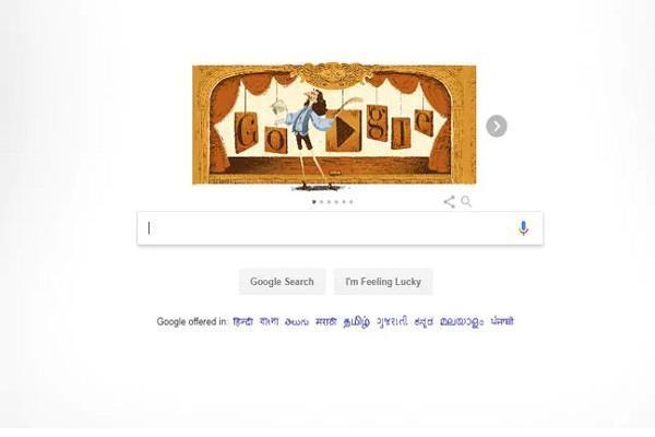महान फ्रेंच कलाकार Moliere की याद में गूगल ने बनाया Doodle