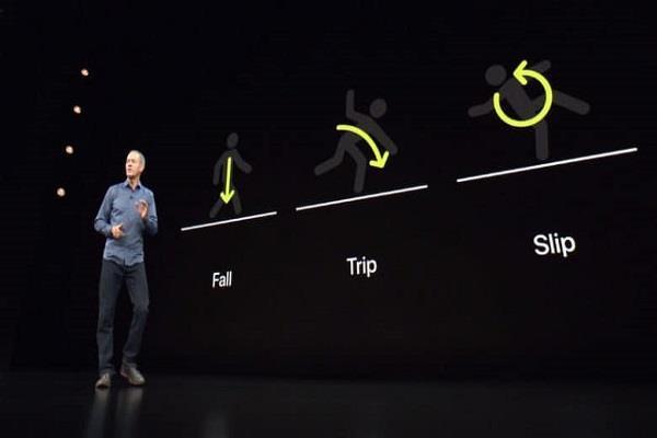 Apple Watch का कमाल, फॉल डिटेक्शन फीचर ने बचाई यूजर की जान
