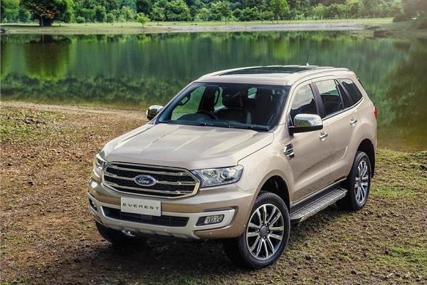 भारत में Ford ने शुरु की नई Endeavour की बुकिंग, जानें इसमें क्या होगा खास