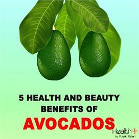 सेहत और ब्यूटी दोनों के लिए फायदेमंद है Avocados