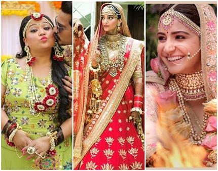 10 खूबसूरत सेलिब्रिटी Brides, किसका Wedding Look बना आपका फेवरेट?