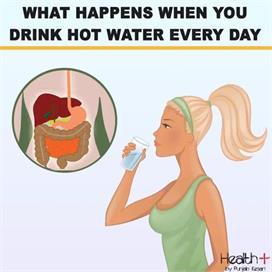 फैट घटाने का एकमात्र उपाय है गर्म पानी
