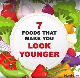 युवा और जवान रहने के लिए मददगार हैं ये खाद्य पदार्थ