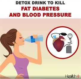हेल्दी डिटॉक्स ड्रिंक सेहत के लिए लाभदायक