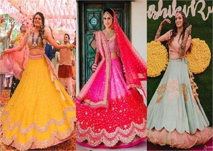 Fashion 2019: 10 Bridal लहंगों का रहेगा क्रेज, फैशन में रहेगा Gota...