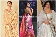 Bollywood Style: सेक्सी ब्लाऊज के लिए इन दीवाज से लीजिए...