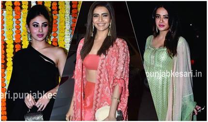 Ekta Kapoor Bash: स्वरा के झुमके तो मोनी की ड्रैस पर टिकी सबकी...