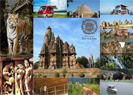 घूमने के लिए जरूर जाएं मध्यप्रदेश, Heart of India के तौर पर है फेमस