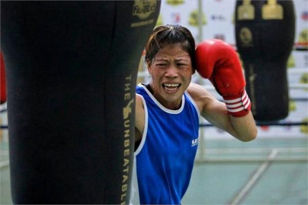 boxing champion mary kom