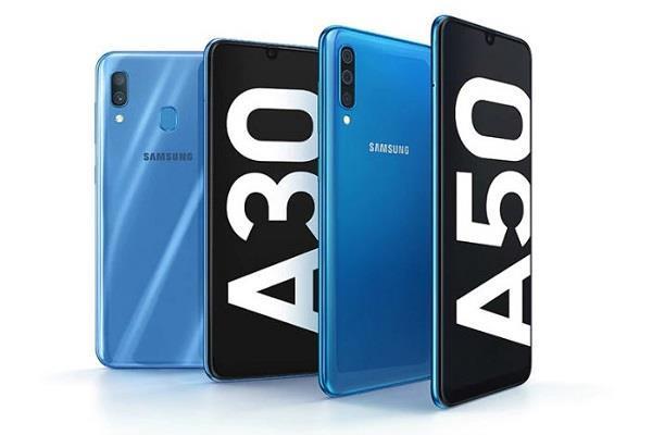 4,000mAh बैटरी के साथ Galaxy A30 और Galaxy A50 पेश, जानें इसके बारे में