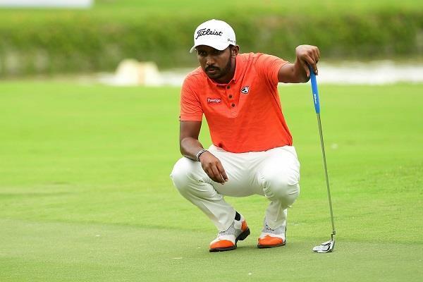 golf s chikkarangappa