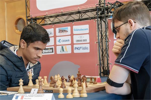 gibraltar international chess festival 2019 masters