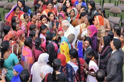Womens Day: वीडियो शेयर कर PM मोदी ने नारी शक्ति को किया सलाम,कहा-आप...