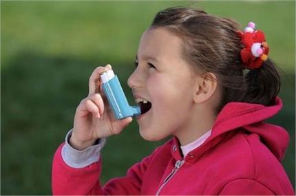 बच्चों में अस्थमा के लगातार बढ़ते मामले, जानें लक्षण और बचाव के तरीके