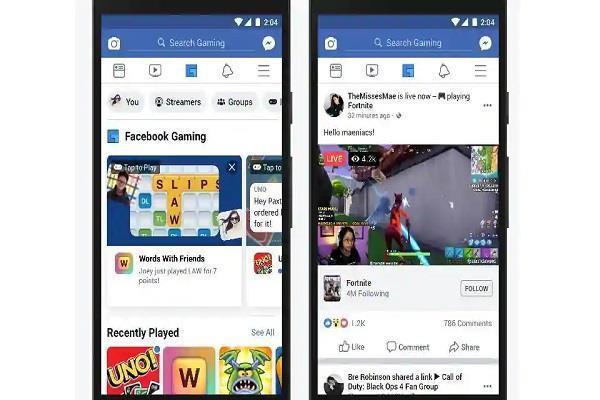 गेम खेलने के शौकीनों के लिए Facebook ने लॉन्च किया Gaming Tab