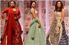 Charity Fashion Show: सानिया-हुमा के आगे फीका पड़ा इन 3...