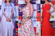 Fashion: फ्लोरल ड्रेस में आलिया दिखीं प्रिंसेस, रेड कार्पेट...