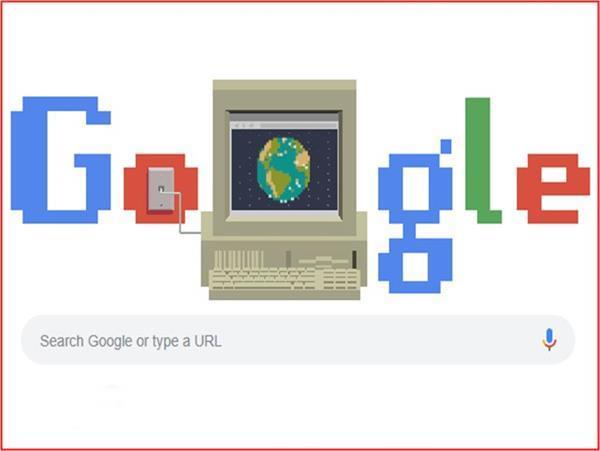 30 साल का हुआ वर्ल्ड वाइड वेब, गूगल ने बनाया डूडलटेक एंड गैजेट्स