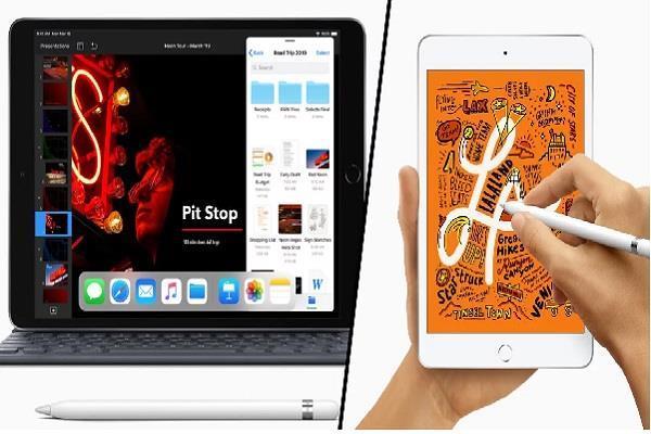 Apple ने लॉन्च किए नए आईपैड एयर और आईपैड मिनी,कीमत 36 हजार से शुरू