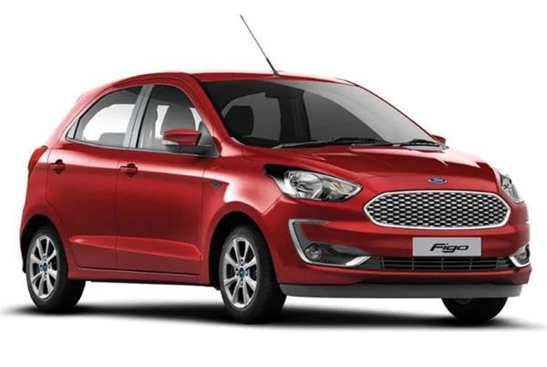 भारत में लॉन्च हुआ Ford Figo का फेसलिफ्ट वर्जन, शुरुआती कीमत 5.15 लाख रुपए