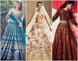 Brides Fashion: दुल्हन को मॉडर्न लुक देंगे ये 30 प्रिंटेड...