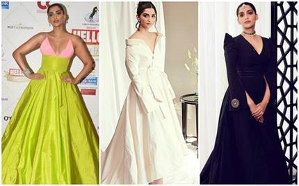 Bold Fashion: सोनम के 10 सेक्सी गाऊन, फैशनिस्ता गर्ल्स के लिए परफेक्ट