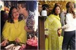 करण ने मम्मी हीरू जौहर के लिए रखी बर्थडे पार्टी, डीसेंट लुक में नजर...