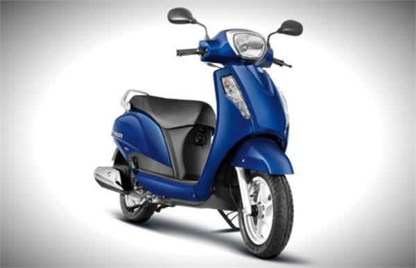 Suzuki Access 125 में जुड़ाकम्बाइंड ब्रेकिंग सिस्टम, जानिएअब क्या हुई कीमत
