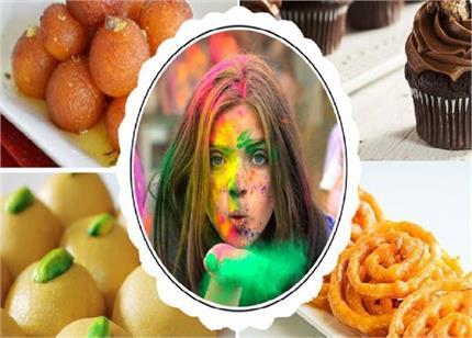 होली में इन फूड्स को कहें 'No', बढ़ाएंगे मोटापा और डायबिटीज