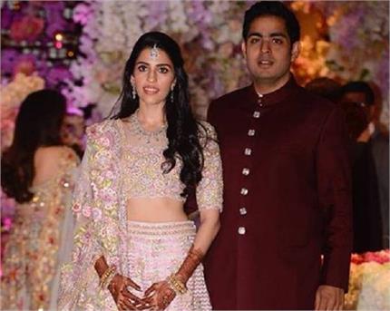 आकाश-श्लोका की शादी में शामिल होंगे ये सितारे, Wedding Details भी आई...