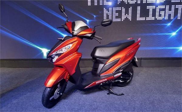Honda Grazia का अपडेटेड वर्जन हुआ लॉन्च, जानें कीमत और फीचर्स