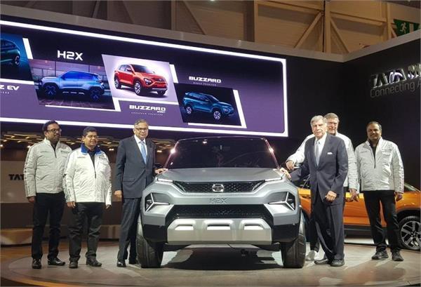 Geneva Motor Show: महिंद्रा KUV100 को कड़ी टक्कर देगी टाटा की मिनी H2X SUV