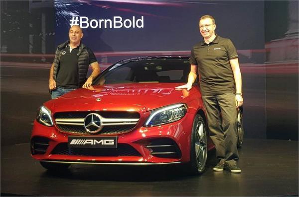 75 लाख रुपए कीमत में लॉन्च हुई मर्सिडीज़ की नई कार, 250 km/h की है टॉप स्पीड