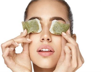 Beauty Tips: ग्रीन टी से दूर होंगे डार्क सर्कल्स, यूं करें इस्तेमाल
