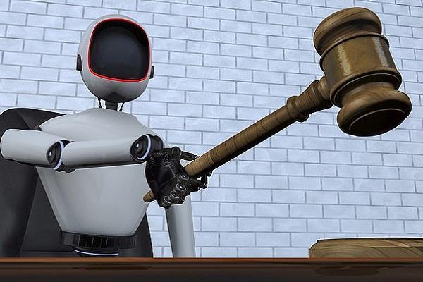 मुकद्दमों का फैसला सुनाएगा रोबोट जज
