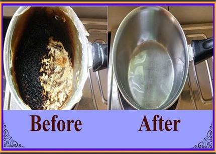 Kitchen Tips: जले बर्तन को दोबारा चमकाने के 5 आसान ट्रिक्स