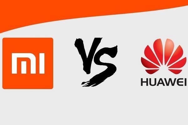 Xiaomi ने किया Huawei को ट्रोल, स्मार्टफोन्स का कम्पैरिजन कर बताया खुद को बेहतर