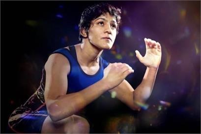 wrestler ritu phogat