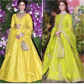 bollywood diva alia bhatt 10 designer lehenga
