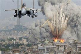 इराक में हवाई हमलों में आईएस के सात आतंकवादी ढेर