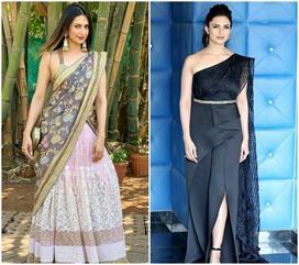 Fashion: दिव्यांका की तरह ट्राई करें लहंगा स्टाइल साड़ी,...