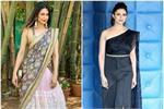 Fashion: दिव्यांका की तरह ट्राई करें लहंगा स्टाइल साड़ी, देखिए उनकी...
