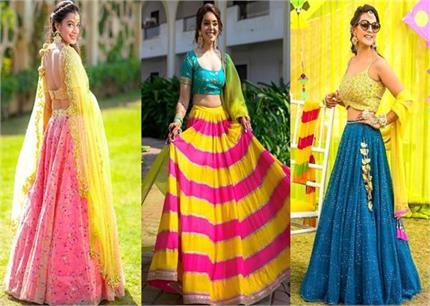 2019 Trend! मेहंदी आउटफिट्स के लिए बेस्ट Colour Combinations