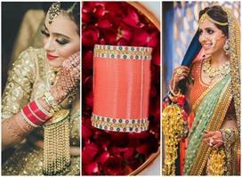 Bridal Fashion: कलीरे व चूड़े के यूनिक डिजाइन (See Pics)