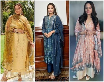 Fashion: सोनाक्षी सिन्हा की 10 समर ड्रैसेज, हर लुक में डिफरेंट अंदाज
