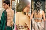 Fashion: बॉलीवुड स्टाइल सेक्सी बेकलेस ब्लाउज डिजाइन्स ( देखिए...
