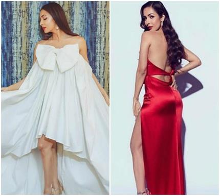 Fashion: मलाइका की 12 सेक्सी ड्रैसेज, बोल्ड लड़कियों की पसंद