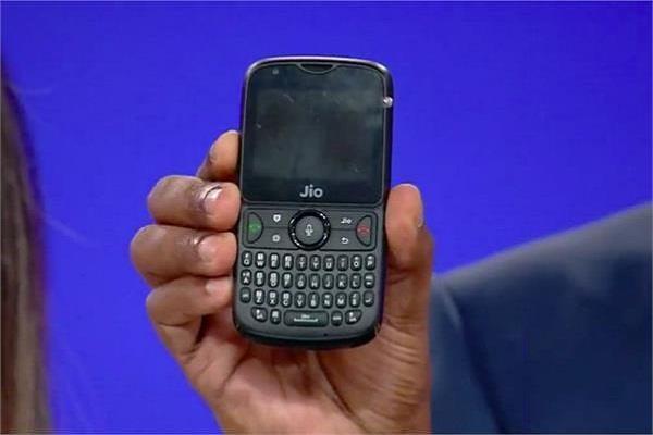 Jio Phone 2 खरीदने का सुनहरा मौका, आज 12 बजे शुरू होगी फ्लैश सेल