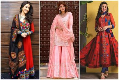 indian ethnic dresses tips for navratri
