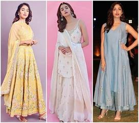 15 best bollywood style kurtis from anita dongre collection